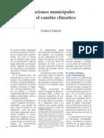 Soluciones municipales ante el cambio climático (Bien Común 259)