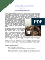 Contribute to the Leh Flood Victims Seva Bharathi