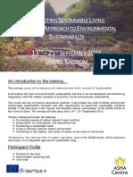 Call for Participation Applicationform