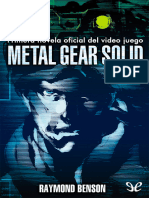 Benson, Raymond - Metal Gear Solid [23315] (r1.1 Guau70)