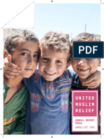 United Muslim Relief's 2016 Annual Report