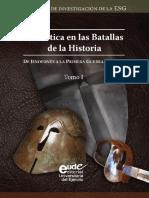 La Tactica en Las Batallas de La Historia Tomo I