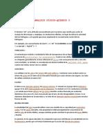 Analisis Fisico-Quimico y Bactereologo - Conceptos_a