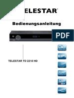 Telestar2210 Manual