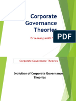 Corporate Governance Theories
