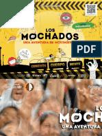 Book Los Mochados. Una aventura en movimiento.