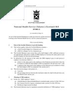 SPB012 - National Health Service (Salaries) (Scotland) Bill 2017
