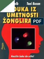 Toni Buzan i Majkl Gelb Pouka Iz Umetnosti Žongliranja