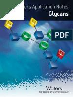 Glycans aplicaciones