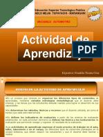Diseño de La Actividad de Aprendizaje-5 Feb 2010