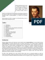 La Ciencia_política. Historia