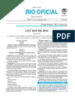 Ley 1819 29 Dic 16 Reforma Tributaria Diario Oficial 50101 (1)