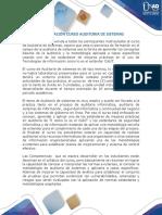 Presentación Auditoria de Sistemas 2017 - II