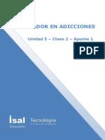 Operador en Adicciones u5 c2 Ap1