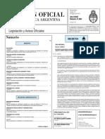 Boletin Oficial 10-08-10 - Primera Seccion