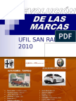 2010-Ufil San Ramon- La Evolucion de Las Marcas