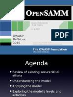 SAMM Overview
