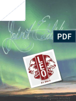 Joint Newsletter