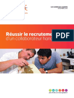Agefiph Cahier Recruter