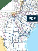 Corpus evacuation routes