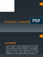Bioética e Sexualidade