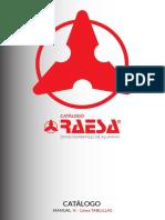H - Catálogo RAESA Tablillas
