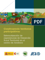 LIBRO AgenciaCooperacionEspañola Construyendo Escenarios Participativos Centro America
