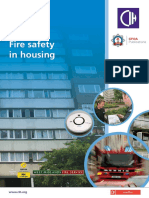 Fire Safety in Housing