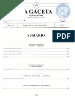 Normas Técnicas de Control Interno (CGR)