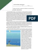 Fuentes Hidrotermales y Quimiosintesis