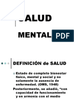 Conceptos Salud Mental