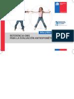 Referencia OMS para la evaluación antropométrica menores de 6 años.pdf