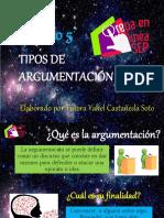 Tipos de argumentación Módulo 5