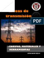 Lineas de Transmision. Rikzon Castillo