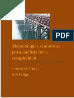Coronado, Gabriela & Hodge, Bob (2017) - Metodologías Semióticas Para Análisis de La Complejidad