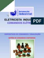 Eletricidade Industrial - Comandos