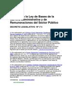 D. Leg. N° 276 Ley de Bases de la Carrera Administrativa.pdf