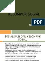 Kelompok Dan Organisasi Sosial (3)