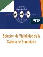 Solución de Visibilidad de La Cadena de Suministro