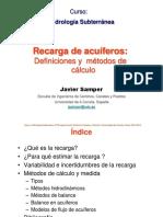 17_Diciembre_2013_Hidrologia Subterrranea_ICCP_Estimacion de la Recarga.pdf