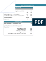 MICS Sample Size Calculation Template 20130421