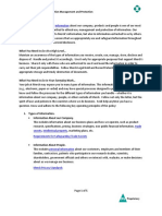 EXAMPLE L1 Policy - Information Management and Protection Policy.pdf