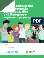 Participación Social en la prevencion del dengue....pdf