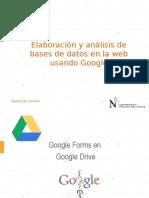 Introducción Google Docs-Formularios Virtuales