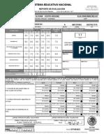 Reporte de Evaluacion Anverso(Frente) 1 a (2)