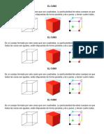 Actividad El Cubo