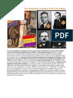 La Segunda Republica y los Judios