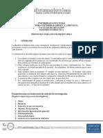 Propuesta Coloquios 2016-2