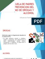 Escuela de Padres Prevencion Del Consumo de Drogas