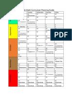 math curriculum planning guide 3